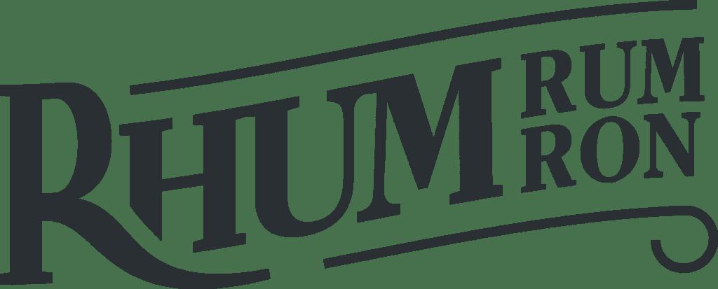 Logo Rhum rum ron