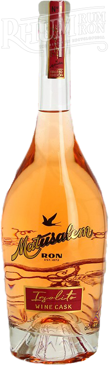 Matusalem Insolito Wine Cask