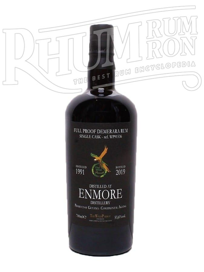 Enmore 1991/2019 27 ans 53,6% The Wild Parrot