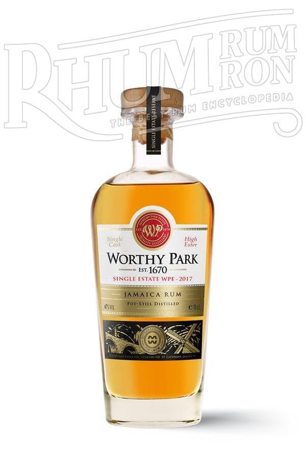 Worthy Park WPE 2017 LMDW SC