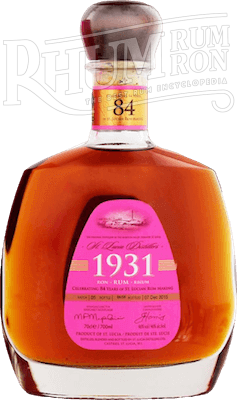 1931 84th Anniversary