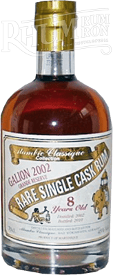 Alambic Classique Collection Galion 2002 5-Year