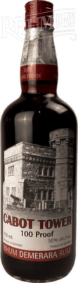 Cabot Tower 100 Proof