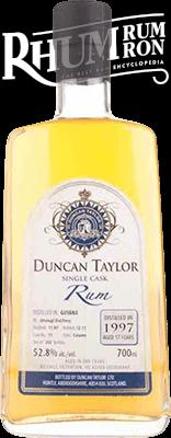 Duncan Taylor Guyana 1997 17-Year