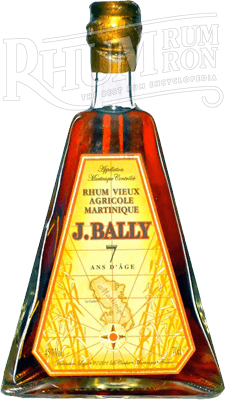 J. Bally 7-Year Rhum