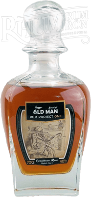 Old Man Spirits Rum Project One