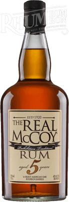 The Real McCoy 5-Year
